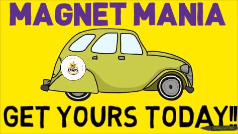 MAGNET MANIA