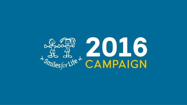 Smiles For Life 2016 Totals
